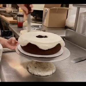 10″ Original DC Sweet Potato Cake