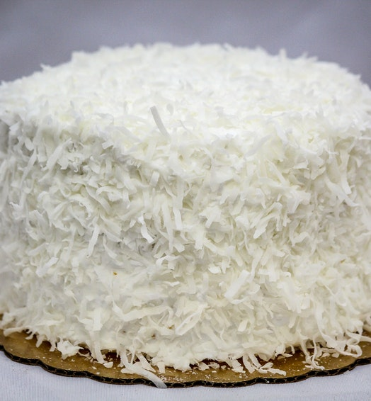 3 Layer Coconut Pineapple Cake