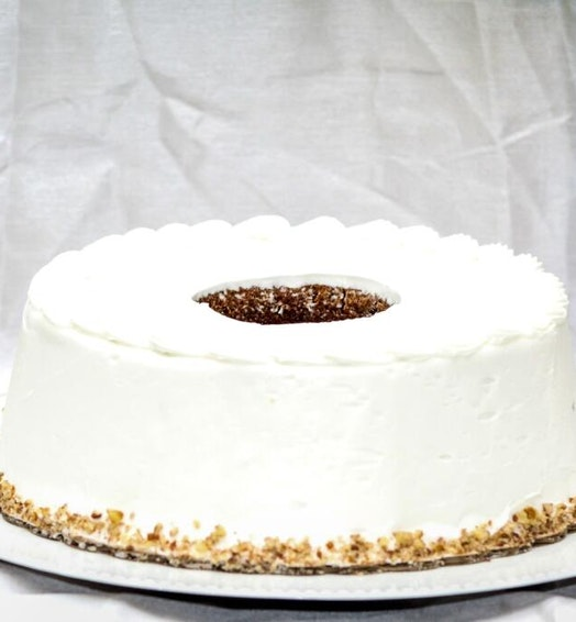 10 inch Rum Sweet Potato Cake